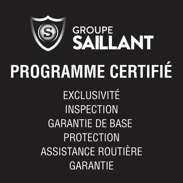 Programme certifié Groupe Saillant