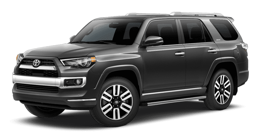 4Runner Limited 7-Pass