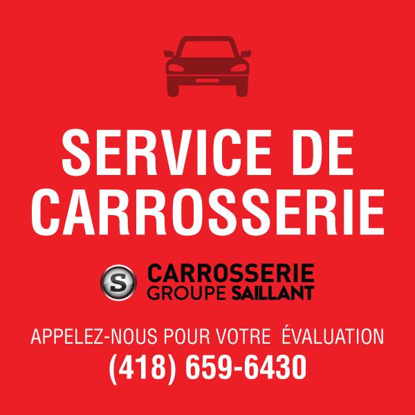 Service de carrosserie