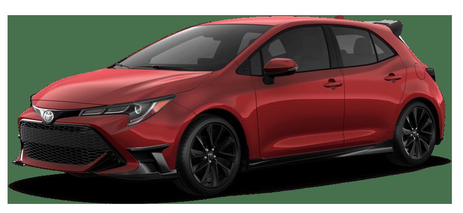 Corolla Hatchback Édition spéciales CVT