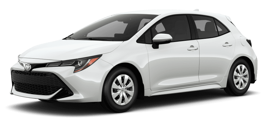 Corolla Hatchback 6MT