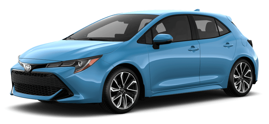Corolla Hatchback SE Amélioré CVT