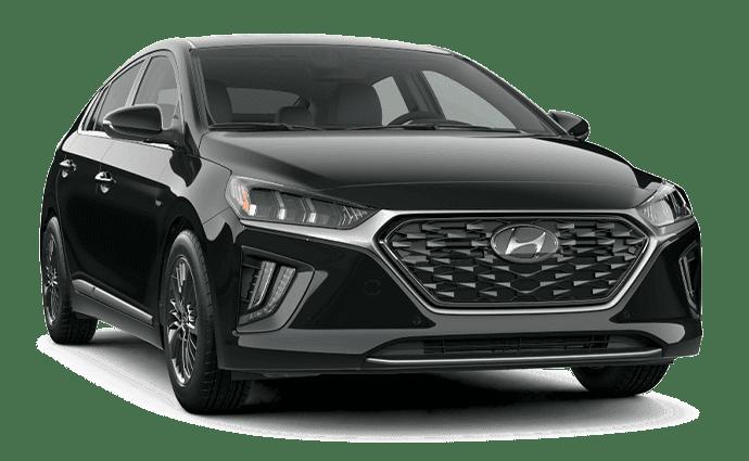 Ioniq hybride Plus Ultimate