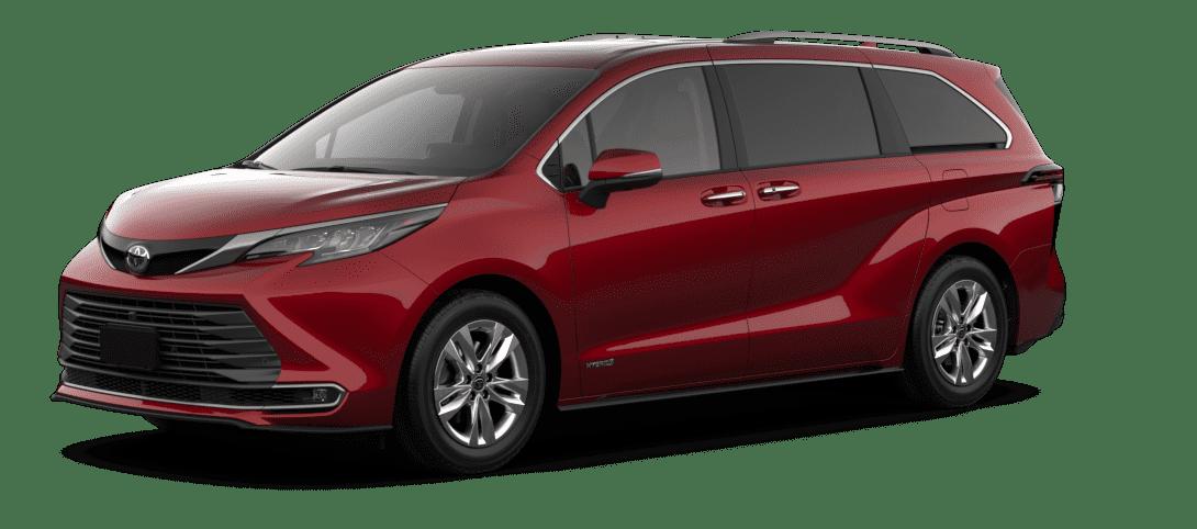 Sienna Limited AWD 7-Pass