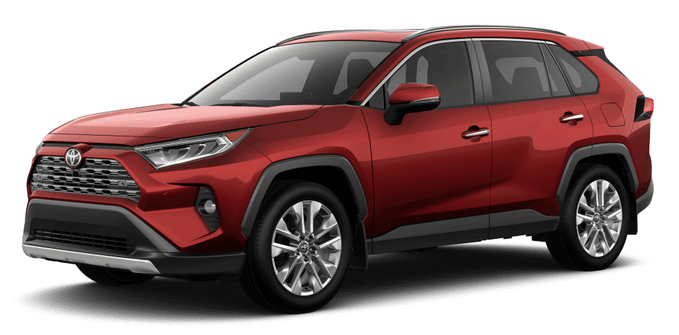 RAV4 Limited AWD