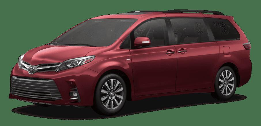 Sienna XLE AWD 7-Pass Limité