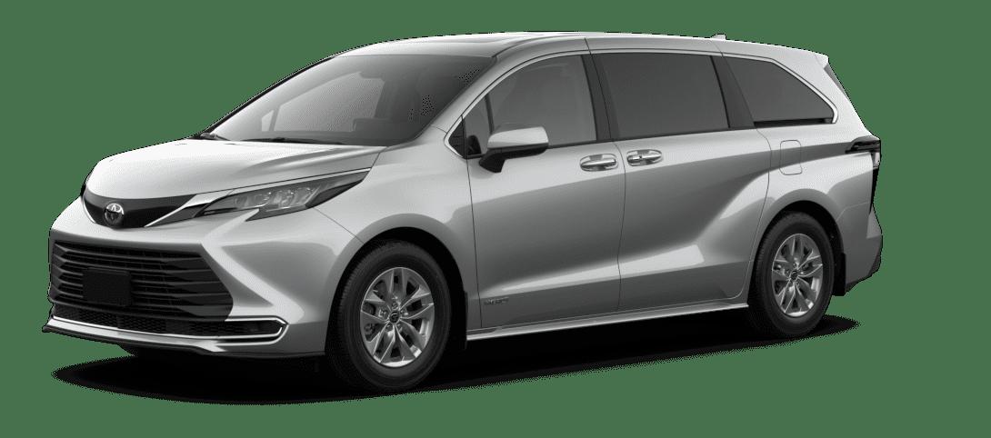 Sienna XLE AWD 7-Pass