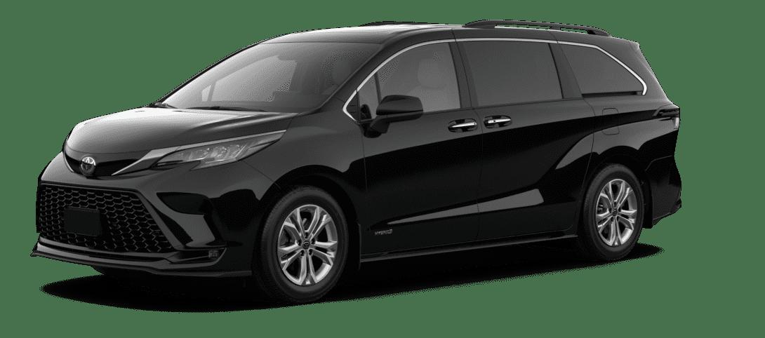Sienna XSE AWD 7-Pass Technologie